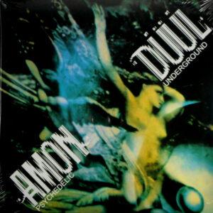AMON DULL psychedelic underground LP