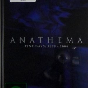 ANATHEMA fine days 1999 - 2004 CD