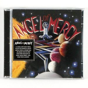 ANGEL OF MERCY the avatar CD