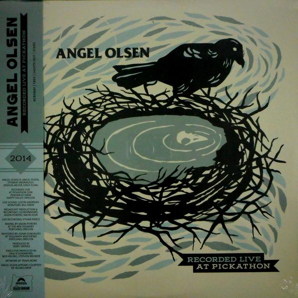 OLSEN, ANGEL & STEVE GUNN live at pickathon LP