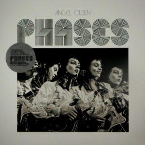 OLSEN, ANGEL phases - col vinyl LP