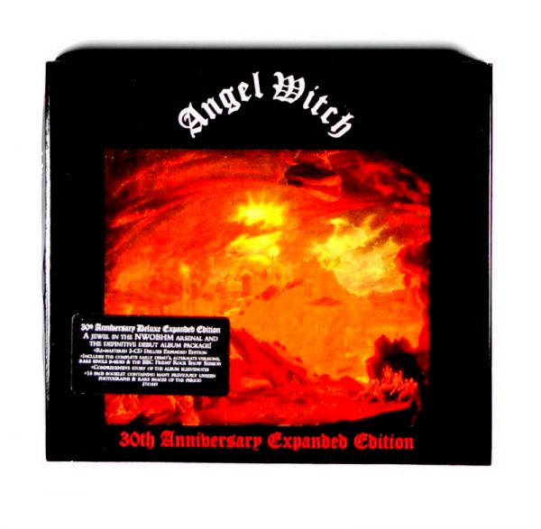 ANGEL WITCH angel witch - deluxe CD