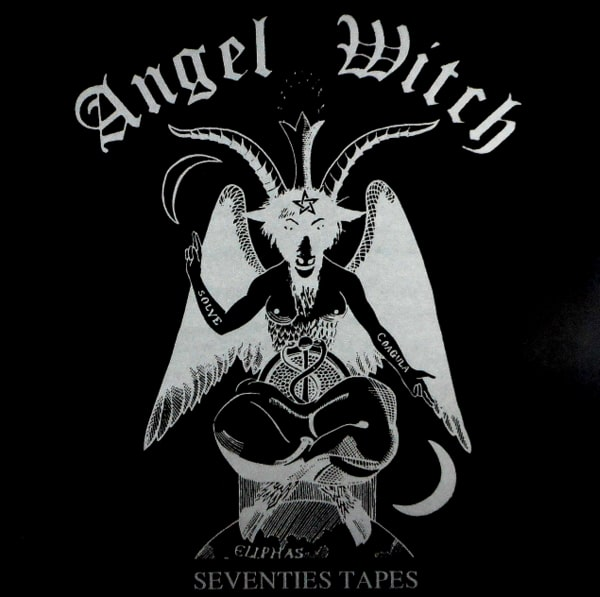 ANGEL WITCH seventies tapes LP