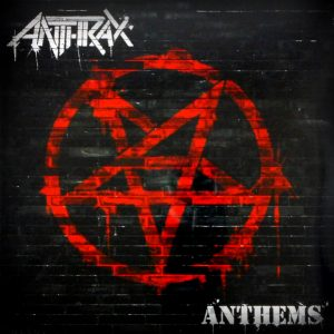 ANTHRAX anthems - col vinyl LP