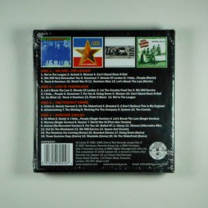 ANTI-NOWHERE LEAGUE the albums 1981-87 CD
