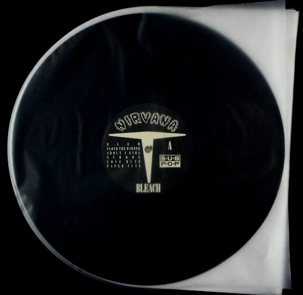 """12"""" ANTI-STATIC INNER SLEEVE 12"""" anti-static inner sleeve - pack of 100 MISC"""