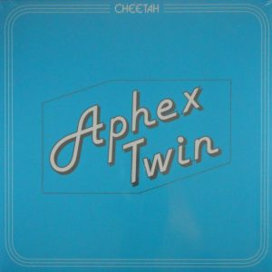 APHEX TWIN cheetah 12""