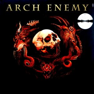 ARCH ENEMY will to power LP