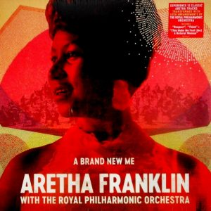 FRANKLIN, ARETHA a brand new me LP