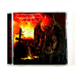 ARMOURED ANGEL angel of the sixth order CD