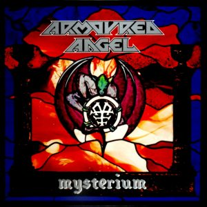 ARMOURED ANGEL mysterium 12""