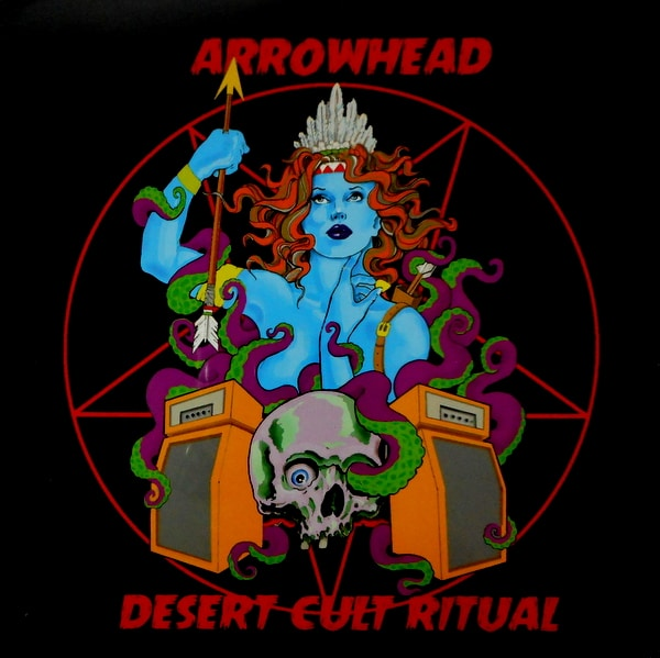 ARROWHEAD desert cult ritual LP