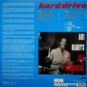 BLAKEY, ART hard drive LP