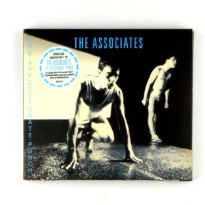 ASSOCIATES the affectionate punch CD