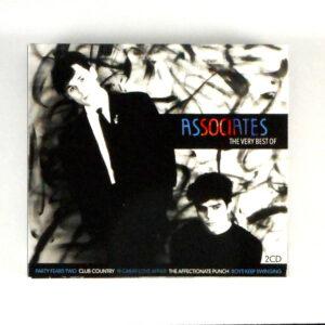 ASSOCIATES very best of the associates CD