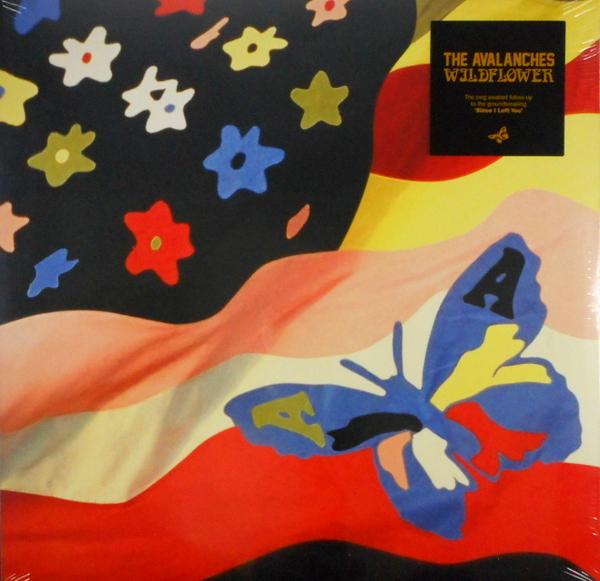 AVALANCHES wildflower LP