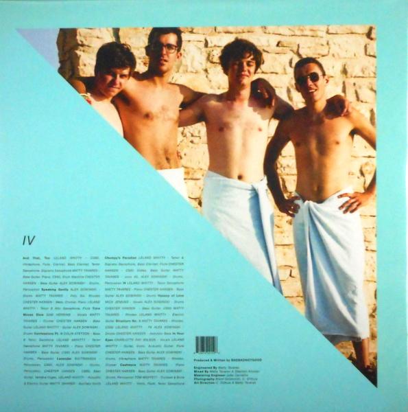 BADBADNOTGOOD badbadnotgood - 4 LP