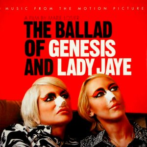 PSYCHIC TV the ballad of genesis and lady jane LP
