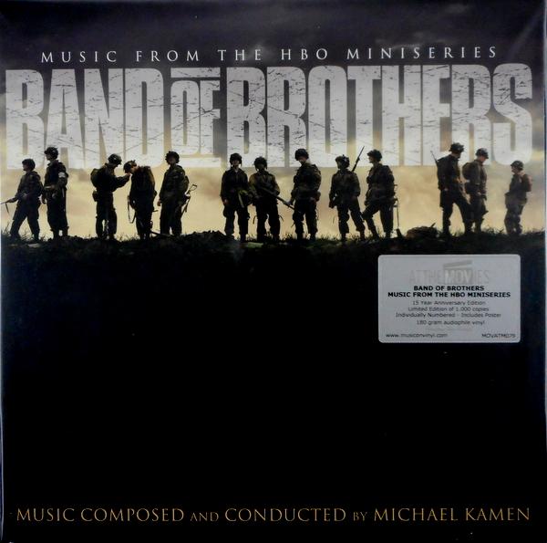 KAMEN, MICHAEL band of brothers LP
