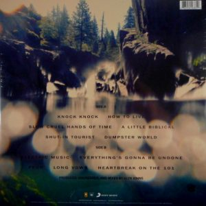 BAND OF HORSES mirage rock LP