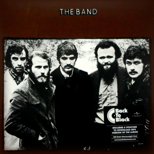 BAND, THE the band LP