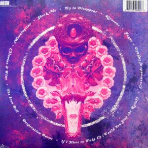 BARONESS purple record LP back