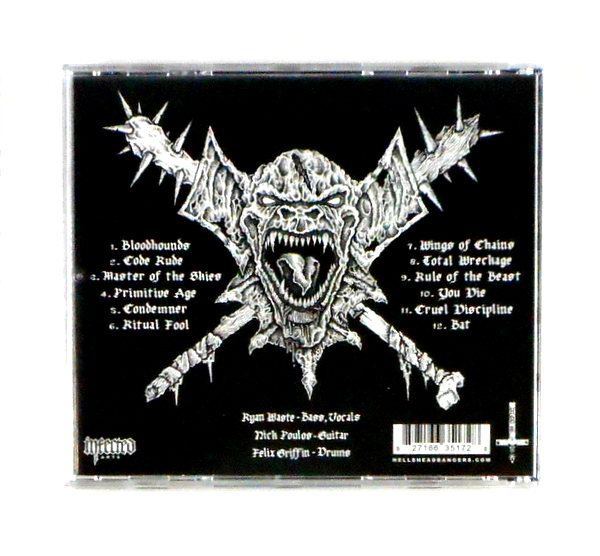 BAT wings of chains CD