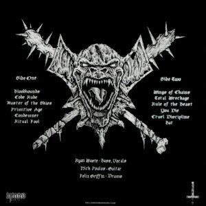 BAT wings of chains LP