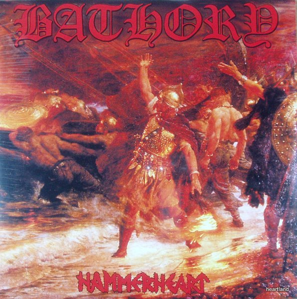 bathory hammerheart lp