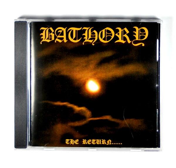 BATHORY the return CD