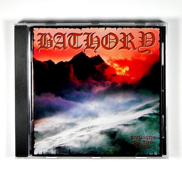 BATHORY twilight of the gods CD