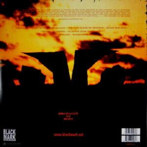 BATHORY twilight of the gods LP back
