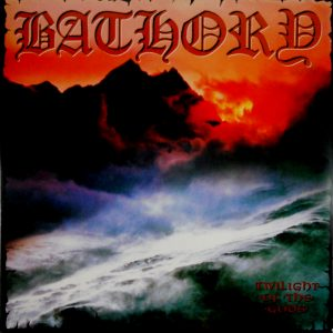 BATHORY twilight of the gods LP