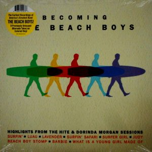 BEACH BOYS, THE becoming the beach boys LP