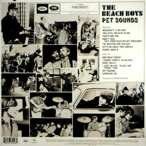 BEACH BOYS, THE pet sounds LP