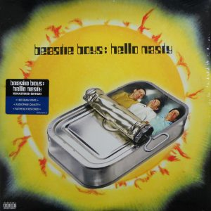 beastie boys hello nasty lp front