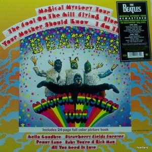 beatles magical mystery lp