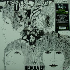 beatles revolver lp