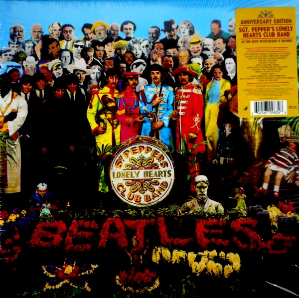 BEATLES, THE sgt peppers lonely hearts club band LP