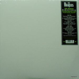 beatles white album lp