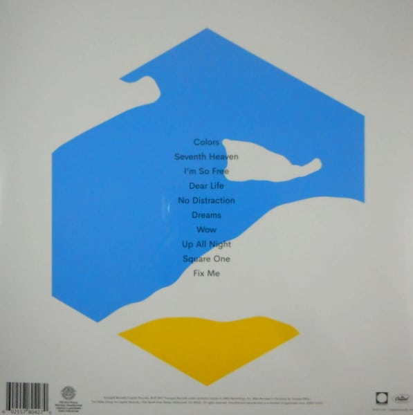 BECK colors - deluxe LP LP