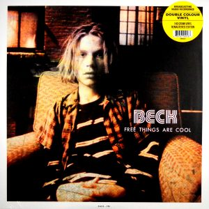 BECK free things are cool LP