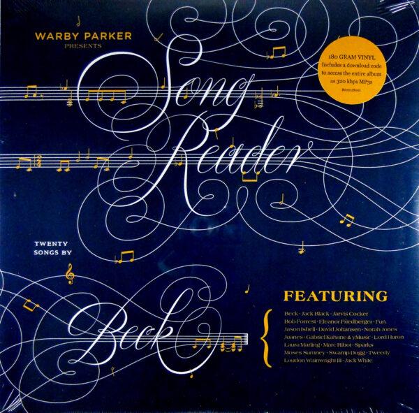 beck song reader lp 1.JPG