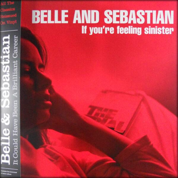 belle and sebastian if youre feeling sinister col vinyl lp 1.JPG