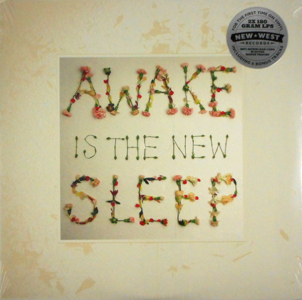 LEE, BEN awake is the new sleep LP