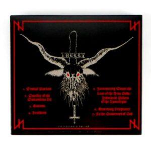BESTIAL WARLUST storming bestial legions CD