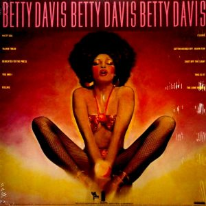DAVIS, BETTY nasty girl LP