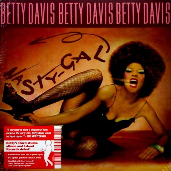 DAVIS, BETTY nasty girl LP