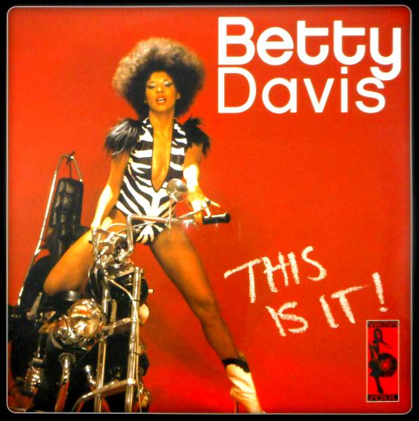 DAVIS, BETTY this is it! LP
