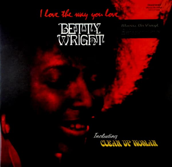 WRIGHT, BETTY I love the way you love LP